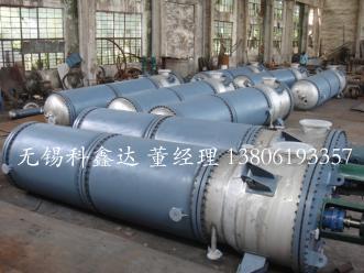 蒸汽加熱刮板薄膜蒸發器 蒸汽夾套加熱薄膜蒸發器